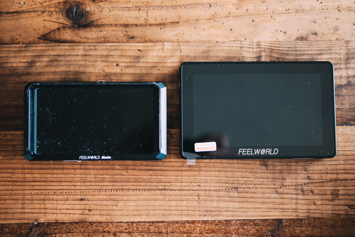 f6plusとMaster MA5の比較